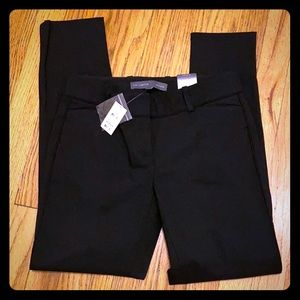 BNWT The Limited exact stretch black pants